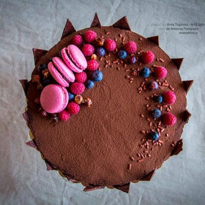 Extra čokoládový dort «Elegance»