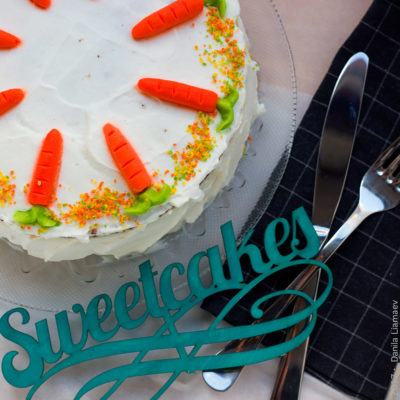 Narozeninový mrkvový dort (1)