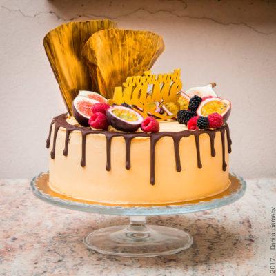 Narozeninový dort pro maminku (1)