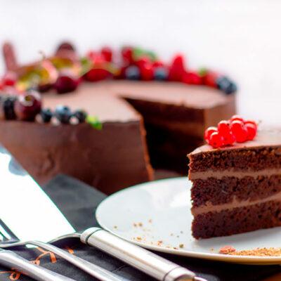 Narozeninový dort «Praha»