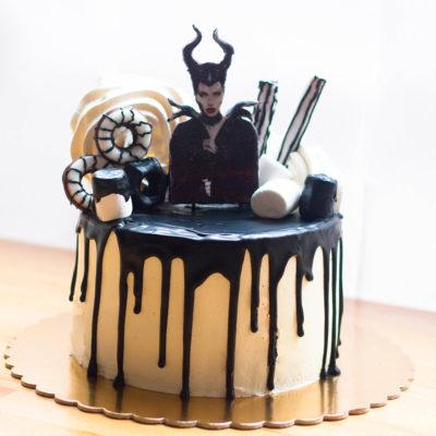 Narozeninový dort «Malifisenta»