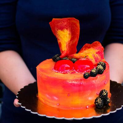 Narozeninový dort «One Love»