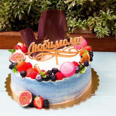 Narozeninový dort pro muže (3)