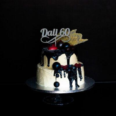 Extra čokoládový dort «Dali» (3)