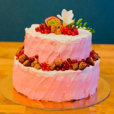 Svatební dort «Mladost»
