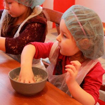 Workshopy pro děti  ve veku 6-10 let