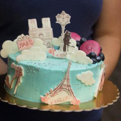 Dort na narozeniny «Paris»