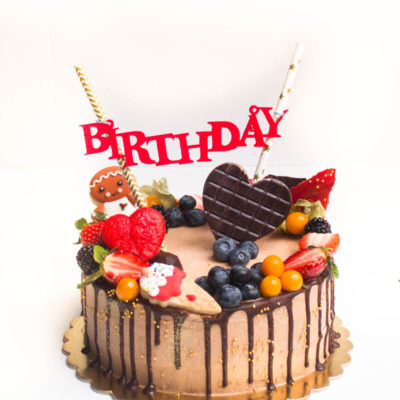 Dort na narozeniny «Birthday»