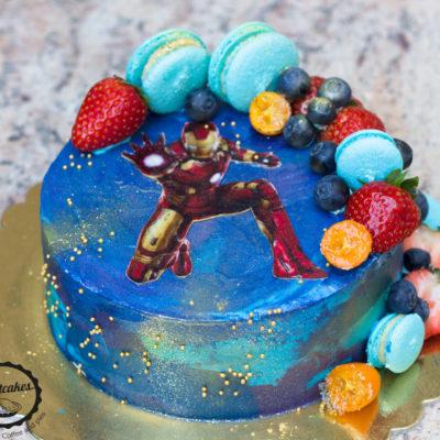 Dort na narozeniny «Iron Man» (3)