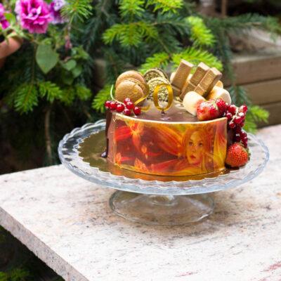 Extra čokoládový narozeninový dort  «Golden»