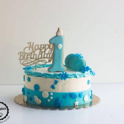 Dětský dort na narozeniny «1»