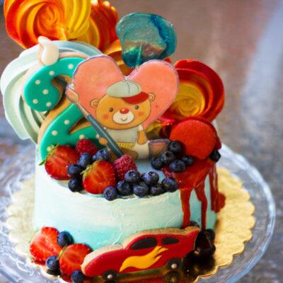 Dětský dort na narozeniny «2»