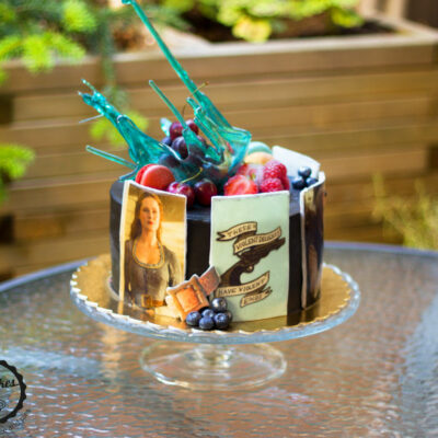 Dort na narozeniny «Westworld»