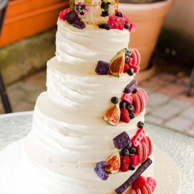 Svatební dort «Lego»