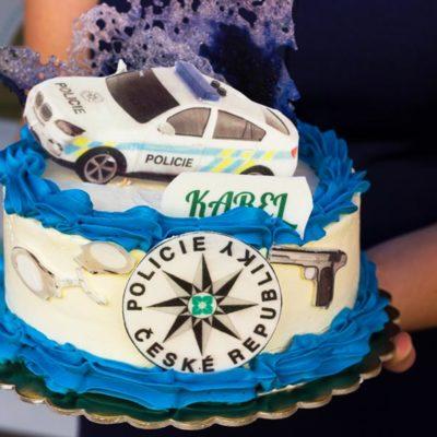 Dort na narozeniny «Policie»