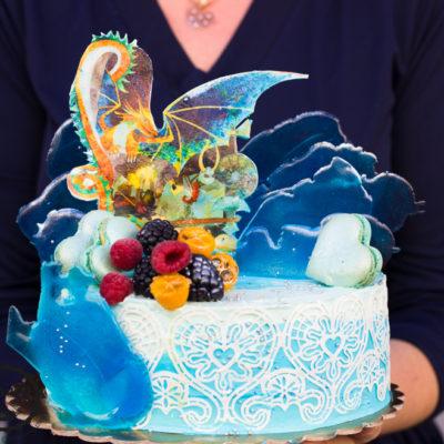 Dort na narozeniny «Dragon»