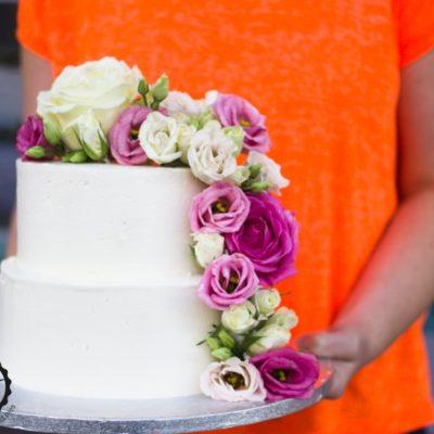 Svatební dort «Láska»