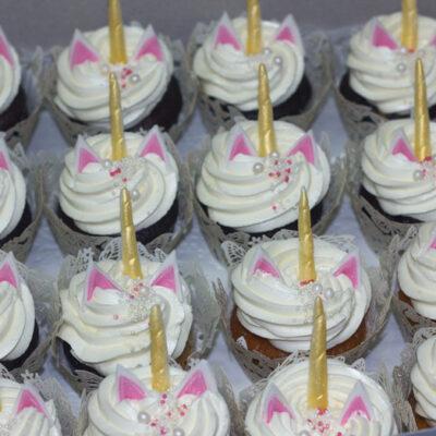 Cupcake Jednorožec