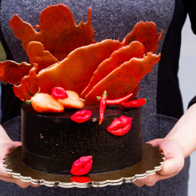 Narozeninový dort pro muže «Pusa»