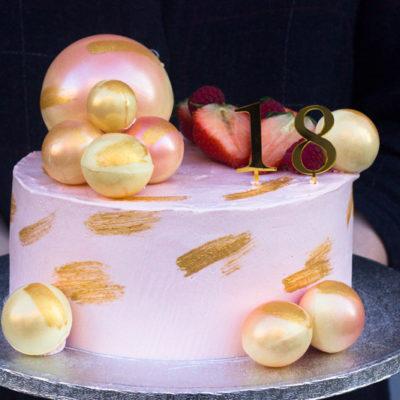Narozeninový dort na objednávku «18»