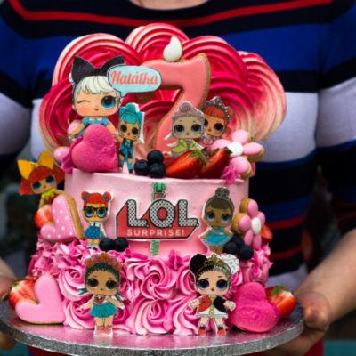 Dvoupatrový dětský dort na narozeniny (7)