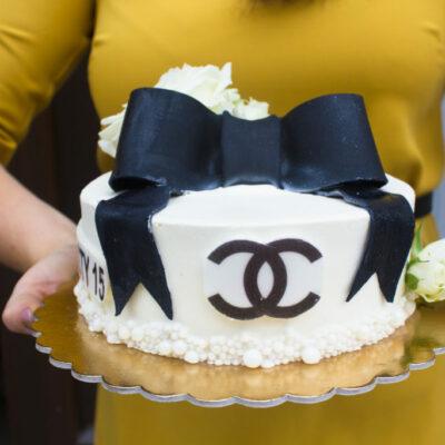 Dort na objednávku Chanel