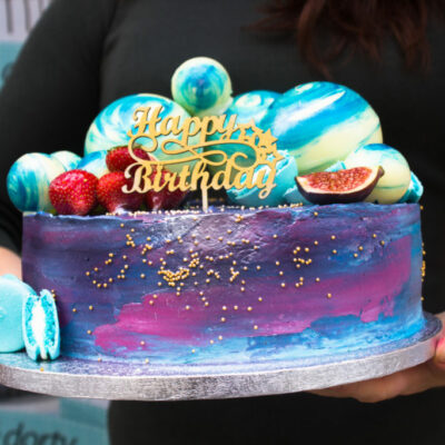 Dětský dort na objednávku Infinity
