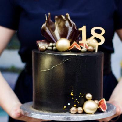 Narozeninový dort pro muže 18