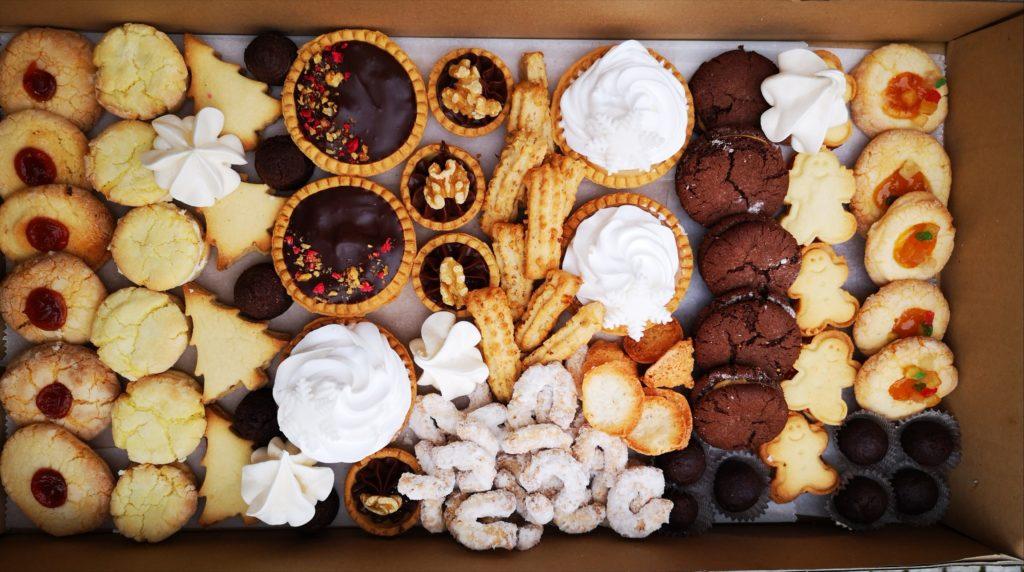 Vánoční cukroví 2019