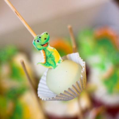 Popcake Dino