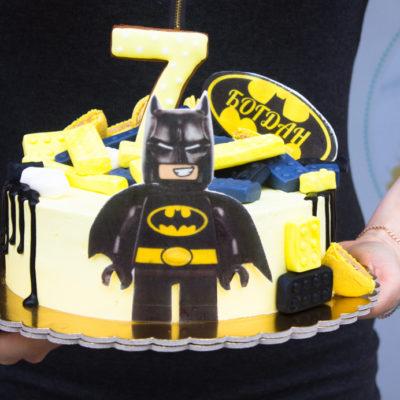 Dětský dort na objednávku Batman 4