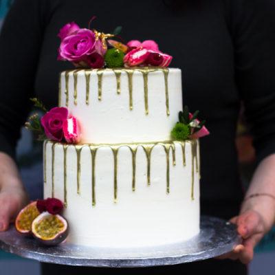 Svatební dort Luxusní