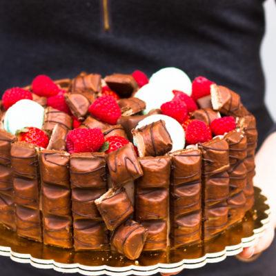 Narozeninový dort Sladký svět