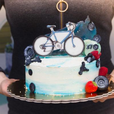 Narozeninový dort Kolo