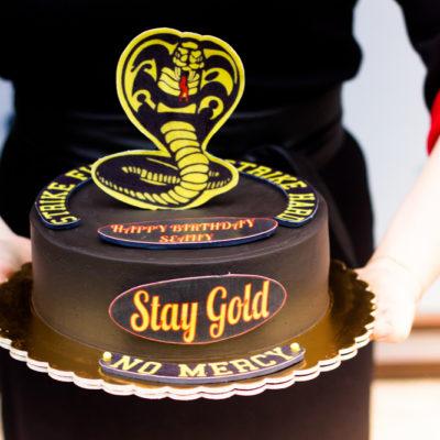 Dort na objednávku pro muže Stay Gold