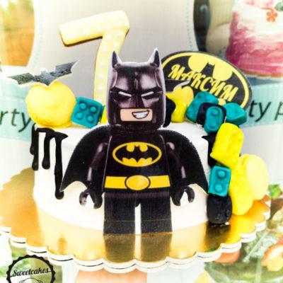 Dětský dort na objednávku Batman 6
