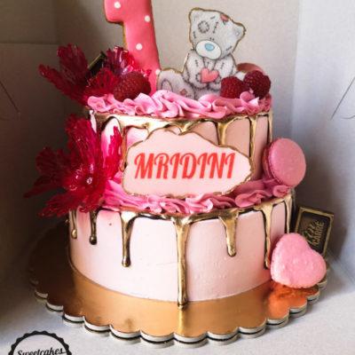 Dětský narozeninový dort Teddy 6