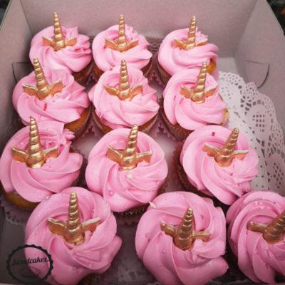 Cupcake Jednorožec 2