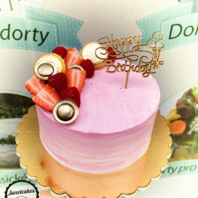 Narozeninový dort pro slečnu 5