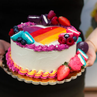 Dětský narozeninový dort Like (1,5 kg, 1200 kč)