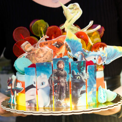 Narozeninový dort Jak Vycvičit Draka 2