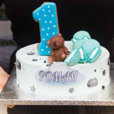 Dětský narozeninový dort Medvídek 2