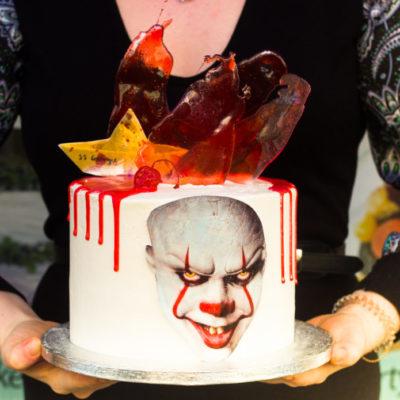 Narozeninový dort pro muže IT King
