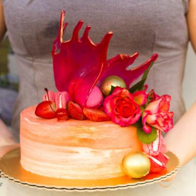 Narozeninový dort pro slečnu 4