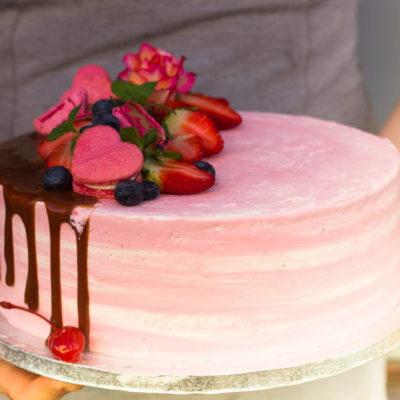 Narozeninový dort pro slečnu 3