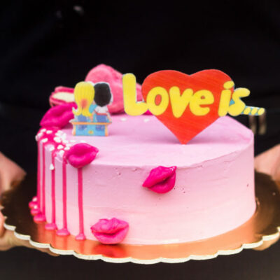 Dort na objednávku Love is 2