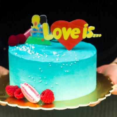 Dort na objednávku Love Is