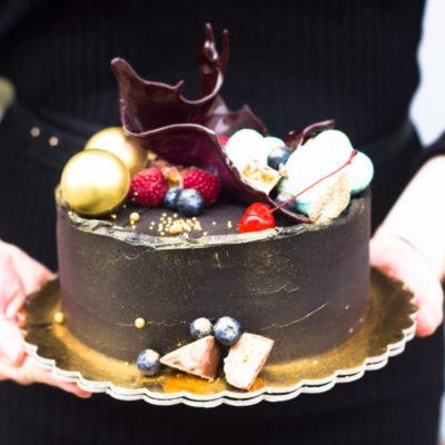Narozeninový dort pro muže Gold 2