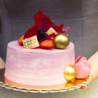 Narozeninový dort pro slečnu 2