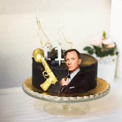Dort na objednávku pro muže «Bond 007» (2)